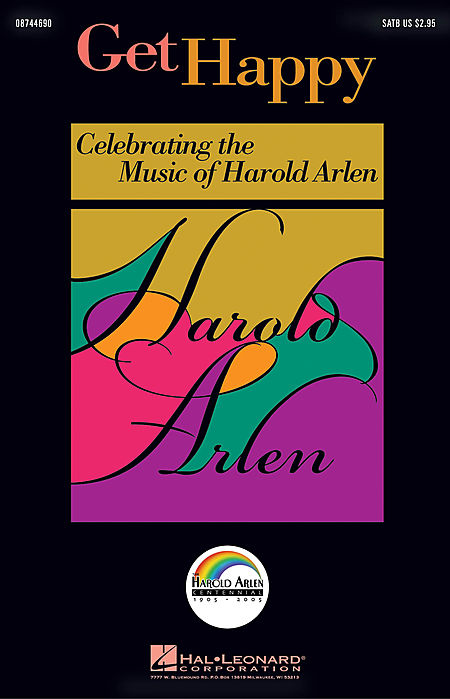 Get Happy: Celebrating the Music of Harold Arlen