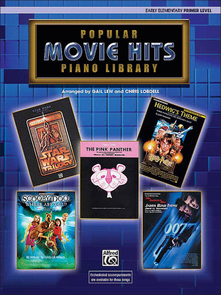 Movie Hits - Early Elementary (Primer Level)