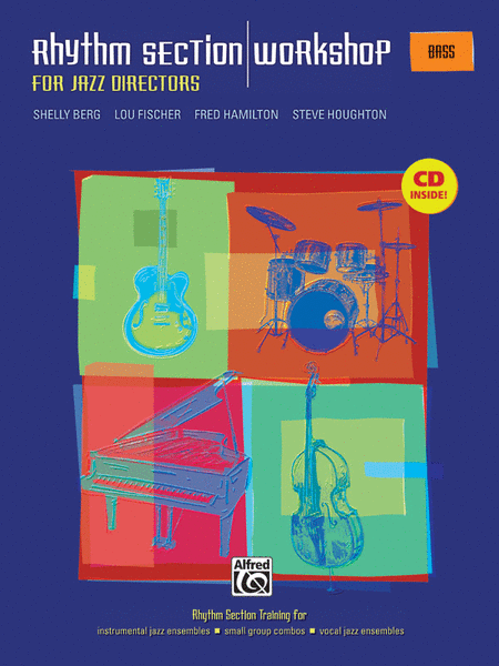 Rhythm Section Workshop for Jazz Directors - Bass (Book/CD)