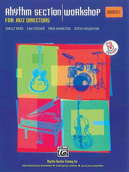 Rhythm Section Workshop for Jazz Directors - Drums (Book/CD)