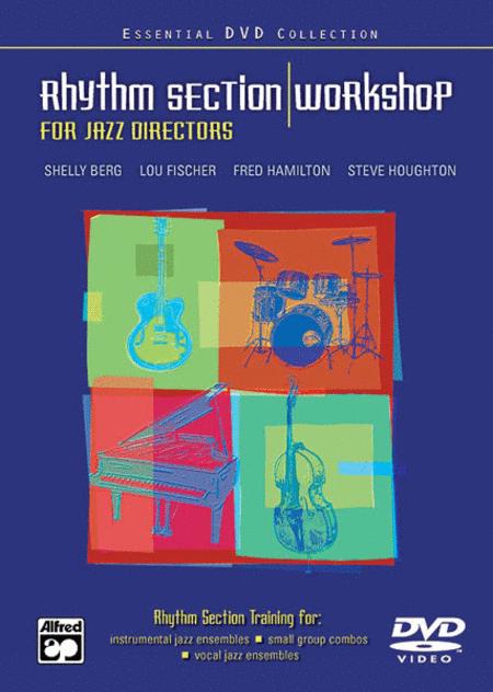 Rhythm Section Workshop for Jazz Directors (DVD)