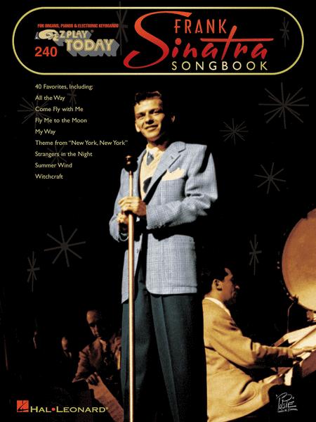 E-Z Play Today Volume #240 - Frank Sinatra