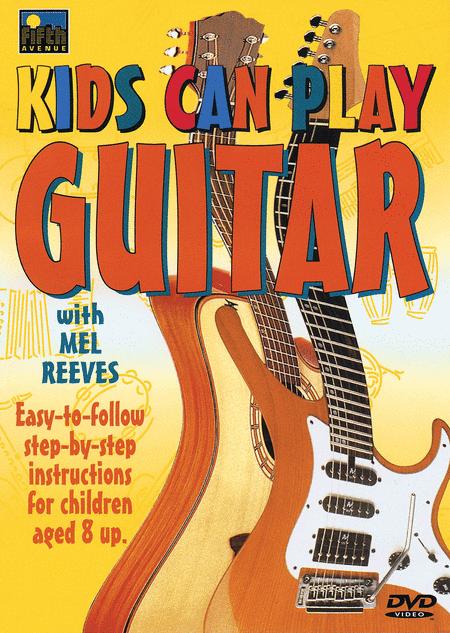 Kids Can Play Guitar