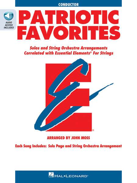 Patriotic Favorites for Strings