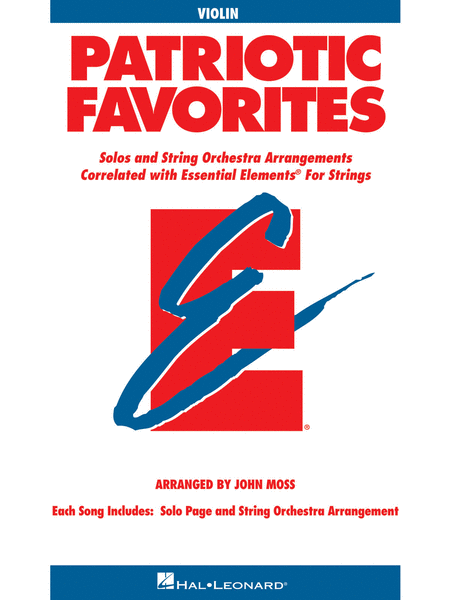 Patriotic Favorites for Strings