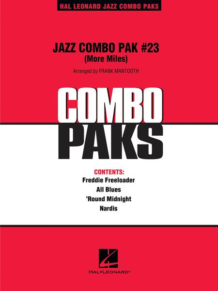 Jazz Combo Pak #23 (More Miles Davis)