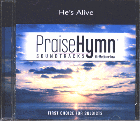 He's Alive (e) (CD only - no sheet music)
