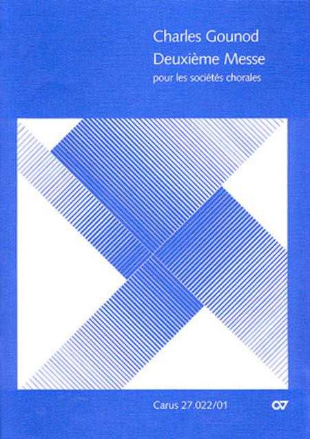 Messe breve no. 2 pour les societes chorales
