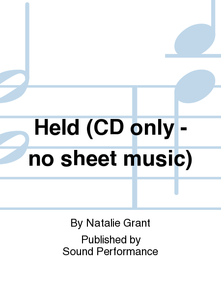 Held (CD only - no sheet music)