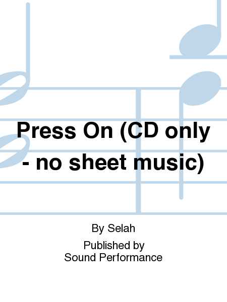 Press On (CD only - no sheet music)
