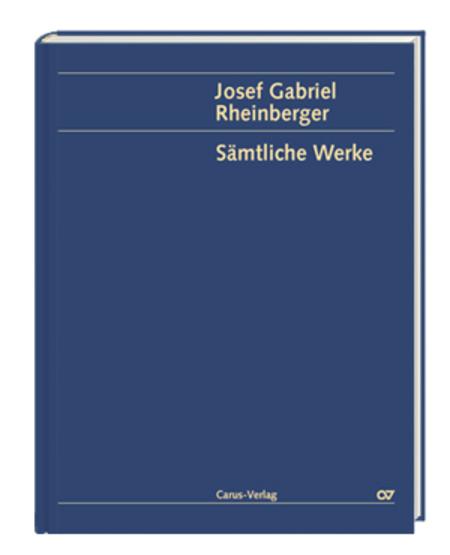 Werke fur Singstimmen und Instrumente (Gesamtausgabe, Bd. 8)