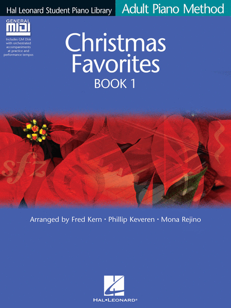 Christmas Favorites Book 1 - Book/GM Disk Pack