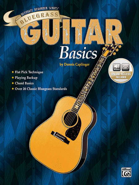 Bluegrass Guitar Basics