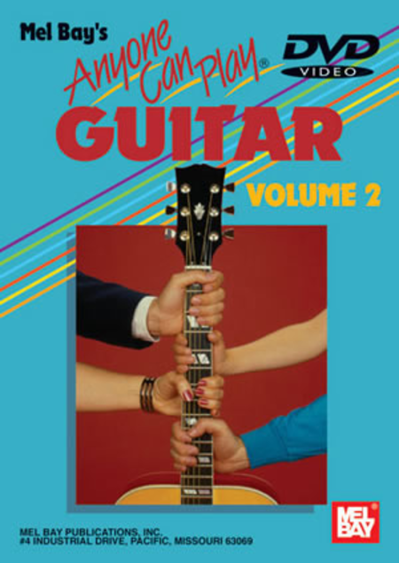 Anyone Can Play Guitar Volume 2