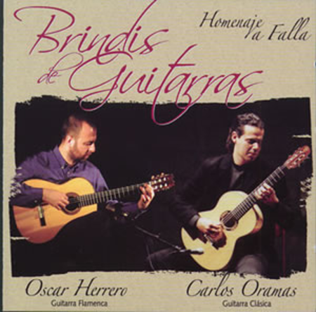 Brindis de Guitarras In Homage to Falla