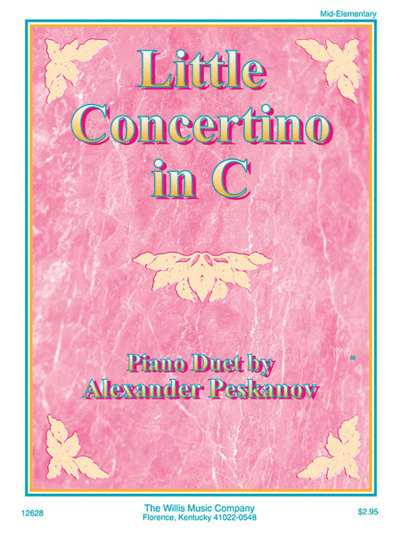 Little Concertino in C