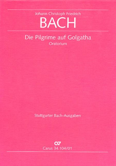 Die Pilgrime auf Golgatha