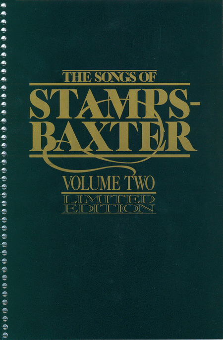 Songs of Stamps Baxter - Volume 2