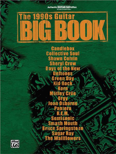 The 1990s Guitar Big Book