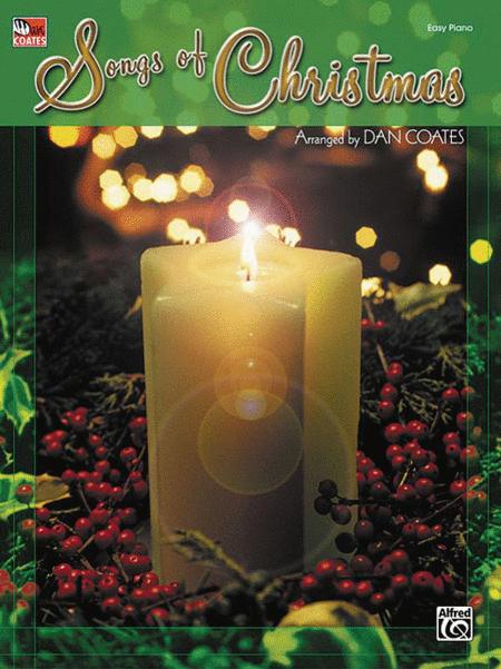 Songs of Christmas - Easy Piano