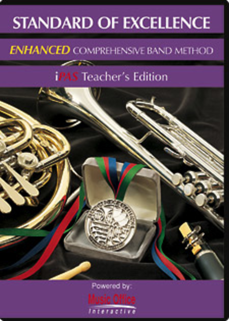 Standard of Excellence iPAS Teacher's Edition Software