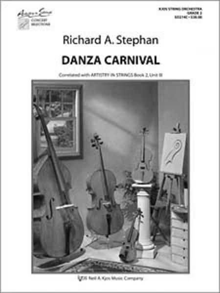 Danza Carnival - Score