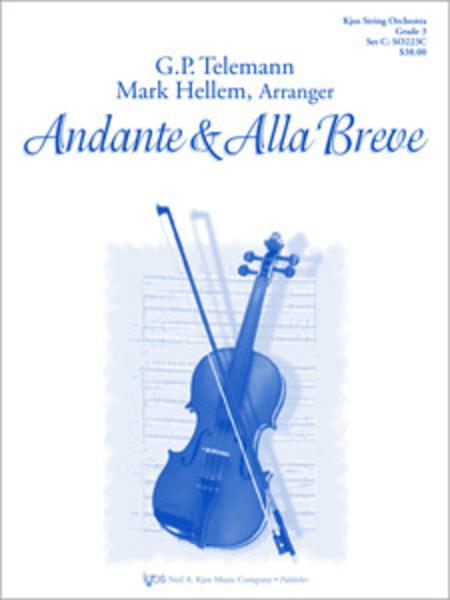 Andante & Alla Breve