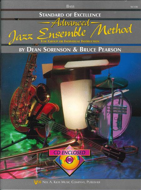 Standard of Excellence Advanced Jazz Ensemble Book 2, Bass