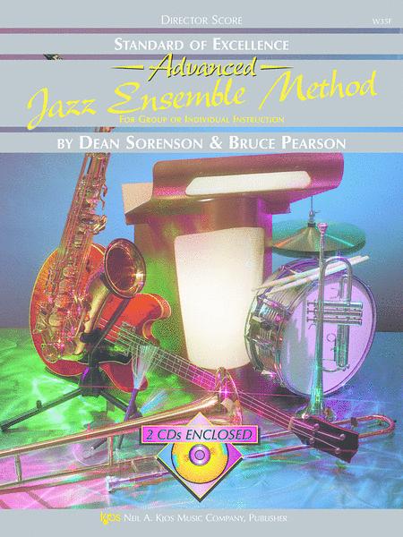 Standard of Excellence Advanced Jazz Ensemble Book 2, Director's Score