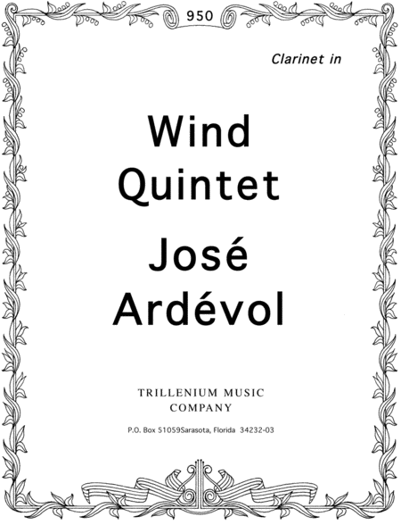 Wind Quintet 1957