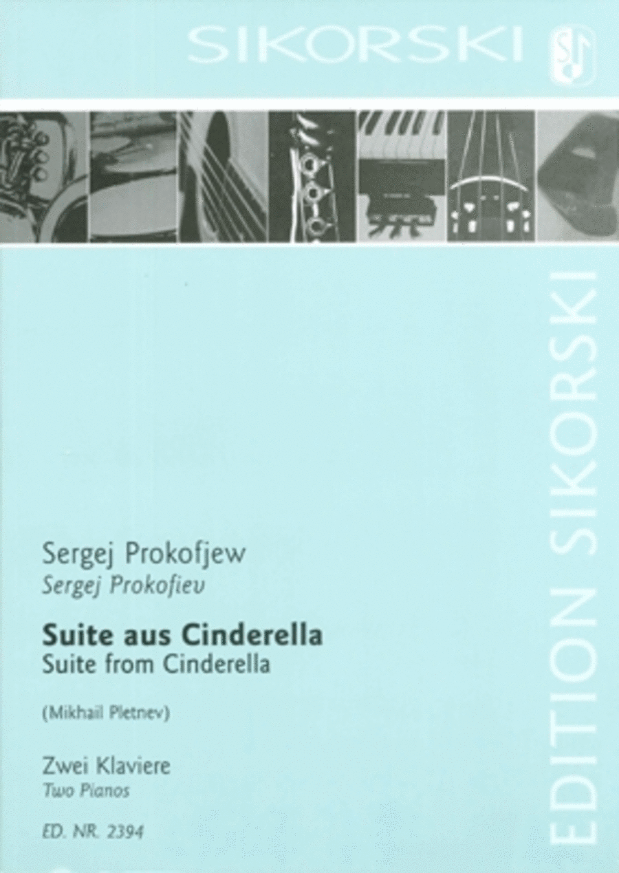 Suite from Cinderella