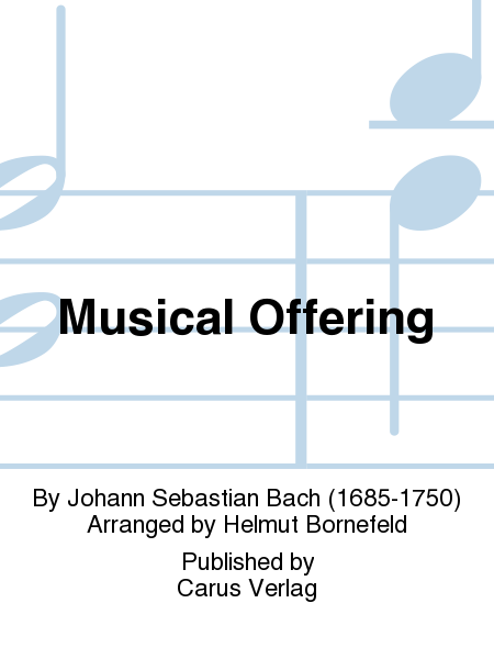 Musical Offering