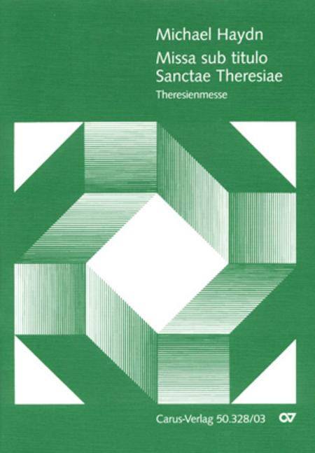 Missa sub titulo Sanctae Theresiae