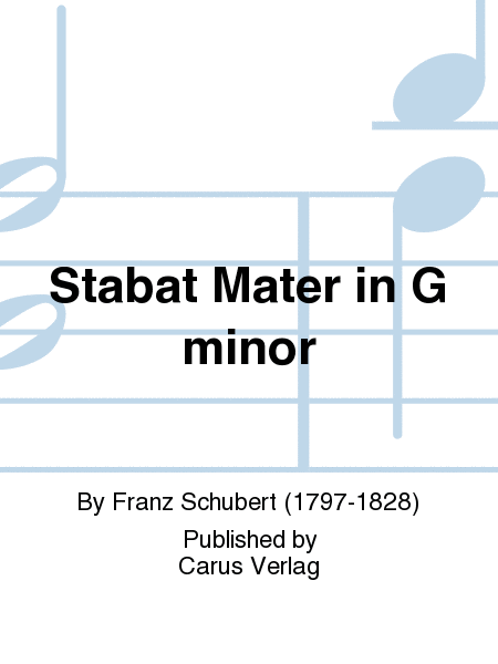 Stabat Mater in G minor