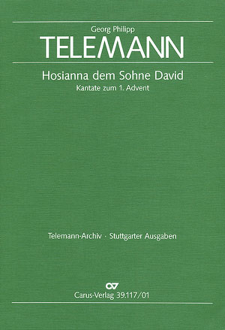 O hosanna, thou Son of David