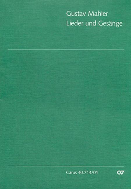 Sieben Lieder und Gesange (arr.)
