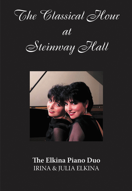 The Elkina Piano Duo