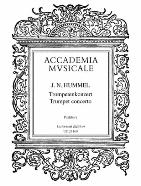 Trumpet Concerto in E Major