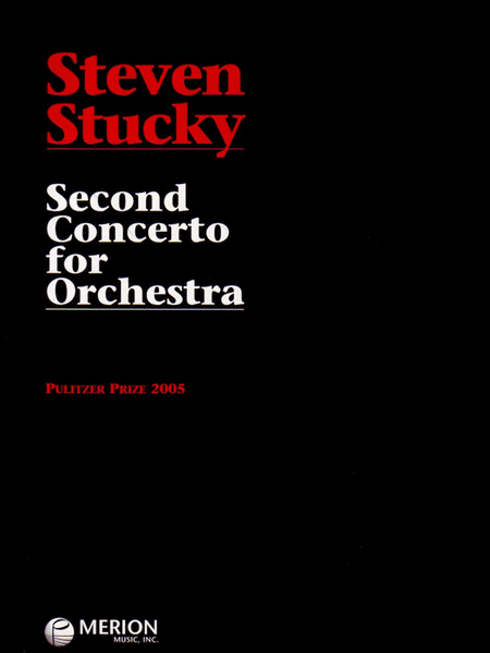 Second Concerto for Orchestra