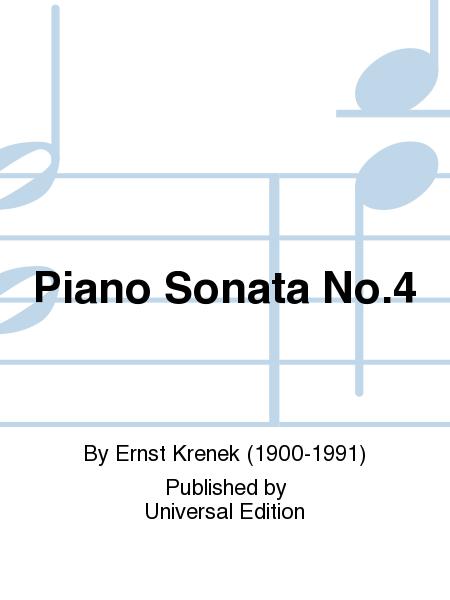 Piano Sonata No.4