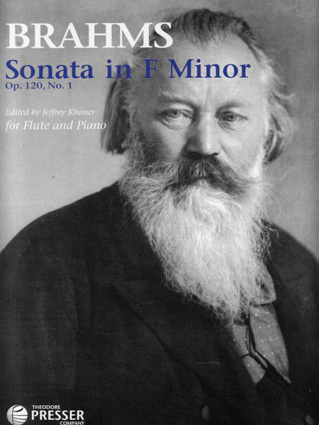 Sonata in F Minor, Op. 120, No.1