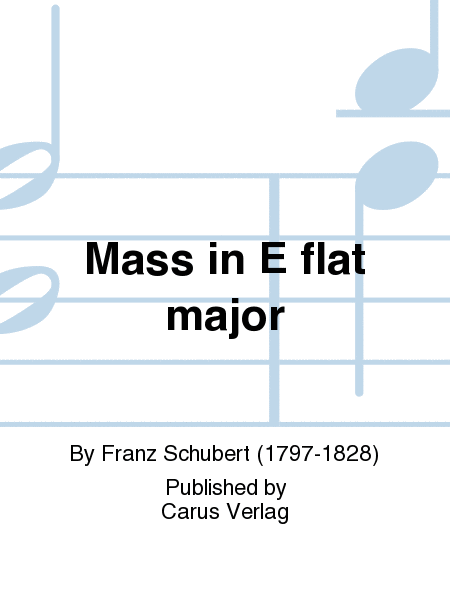 Mass in E flat major
