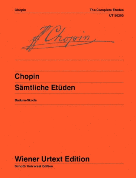 The Complete Etudes, Op. 10 / Op. 25