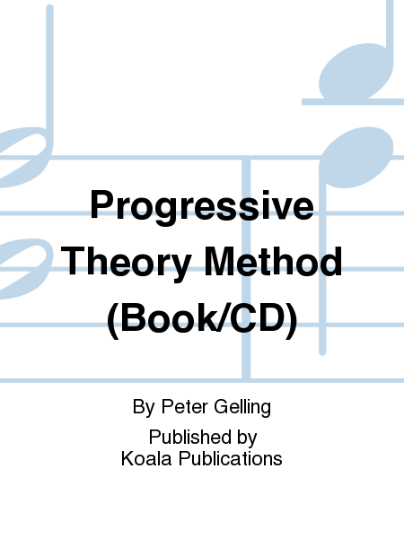 Progressive Theory Method (Book/CD)