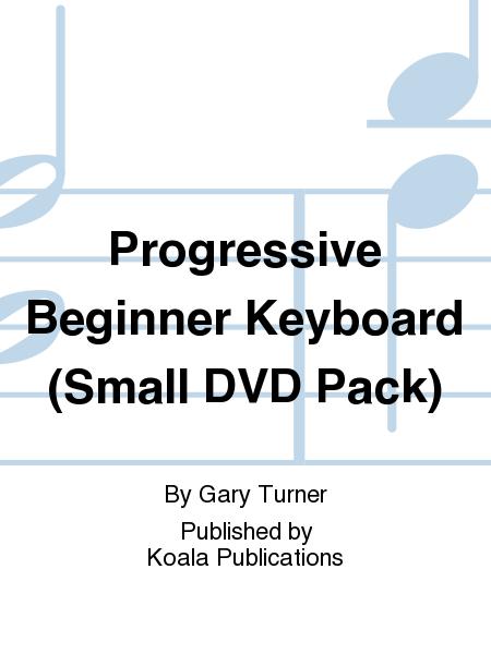 Progressive Beginner Keyboard (Small DVD Pack)