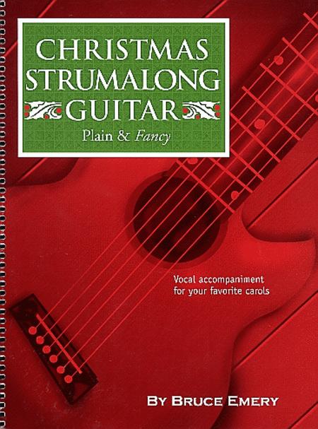 Christmas Strumalong Guitar