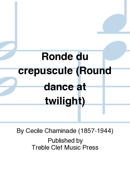 Ronde du crepuscule (Round dance at twilight)