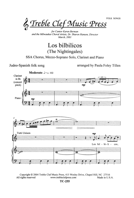 Los Bilbilicos (The Nightingales)