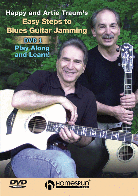Easy Steps to Blues Guitar Jamming