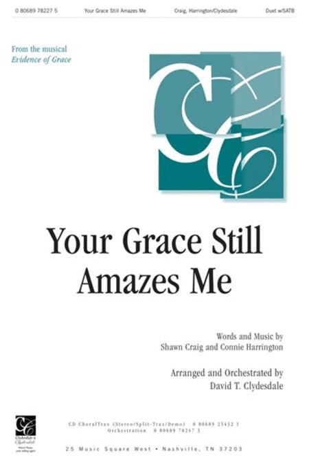 Your Grace Still Amazes Me